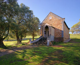 St Saviours Church Katrine - Tourism TAS