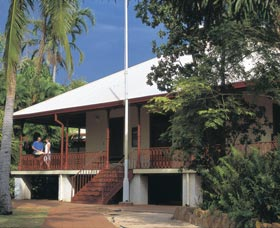 The Courthouse Broome - Tourism TAS