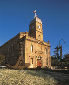 The Albany Town Hall - Tourism TAS