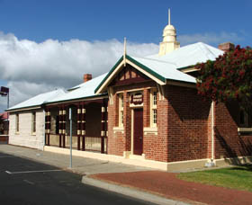 Artgeo Cultural Complex - Old Courthouse - Tourism TAS