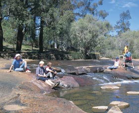 John Forrest National Park - Tourism TAS