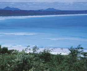 Bremer Beach - Tourism TAS