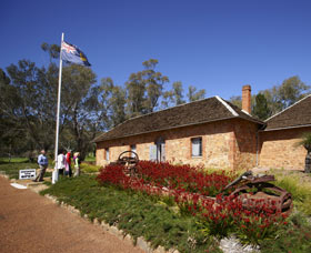 Old Gaol Museum Toodyay - Tourism TAS