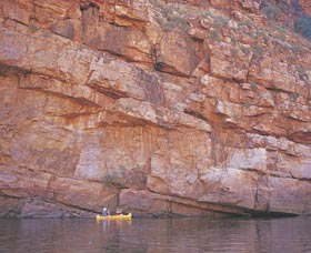 Dimond Gorge - Tourism TAS
