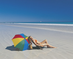 Cable Beach - Tourism TAS