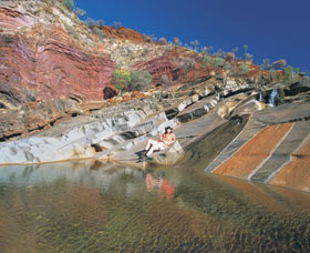 Hamersley Gorge - Tourism TAS