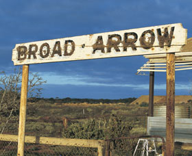 Broad Arrow - Tourism TAS