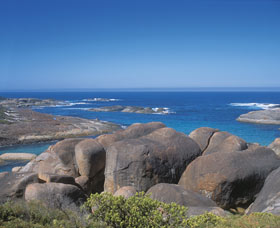 Elephant Rocks - Tourism TAS