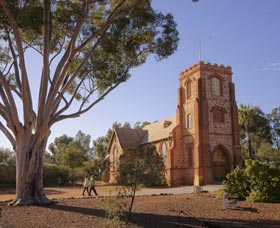 St Johns Church - Tourism TAS