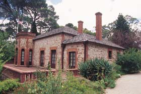 Old Government House - Tourism TAS