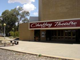 Chaffey Theatre - Tourism TAS