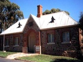 Old Police Station Museum - Tourism TAS