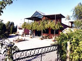 The Terrace Gallery at Patly Hill Farm - Tourism TAS