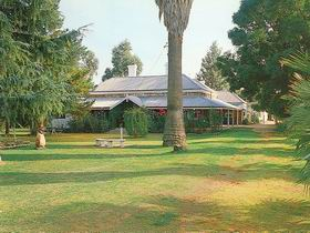 NTSA Renmark Branch Olivewood Estate - Tourism TAS