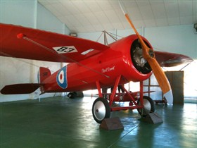Captain Harry Butler Red Devil Monoplane Memorial - Tourism TAS