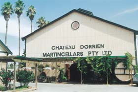 Chateau Dorrien Winery - Tourism TAS
