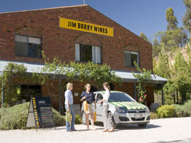Jim Barry Wines - Tourism TAS