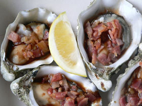 The Oyster Farm Shop - Tourism TAS