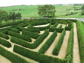Mintaro Maze and Gift Shop - Tourism TAS