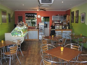 Cafe Lime and Gourmet Foodstore - Tourism TAS