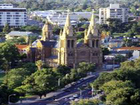 St Peter's Anglican Cathedral - Tourism TAS