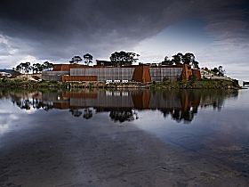 Museum of Old and New Art - MONA - Tourism TAS