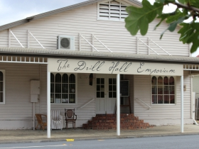 Drill Hall Emporium - The - Tourism TAS