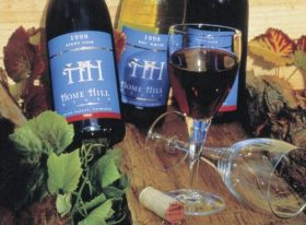 Home Hill Vineyard and Winery Restaurant - Tourism TAS