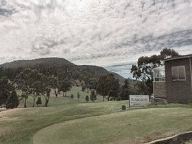New Norfolk Golf Club - Tourism TAS