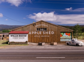 The Apple Shed Tasmania