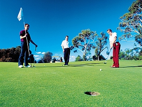 Oatlands Golf Course - Tourism TAS