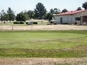 Campbell Town Golf Club - Tourism TAS