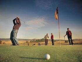 Ratho Farm  Golf - Tourism TAS