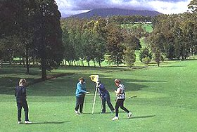 Deloraine Golf Course - Tourism TAS