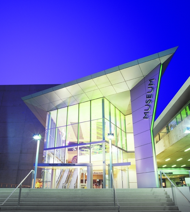 Queensland Museum and Sciencentre - Tourism TAS