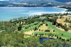Orford Golf Club - Tourism TAS