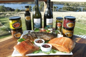 Bruny Island Smokehouse - Tourism TAS