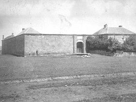 Oatlands Gaol House - Tourism TAS