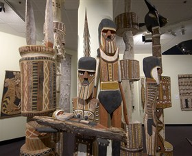 Museum and Art Gallery of the Northern Territory - Tourism TAS