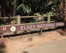 Elsey National Park - Tourism TAS
