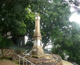 Ithaca War Memorial and Park - Tourism TAS