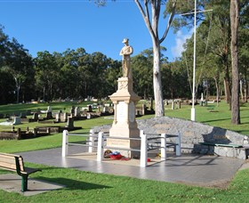 Pimpama and Ormeau War Memorial