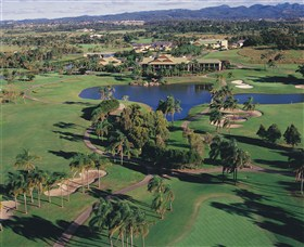 Palm Meadows Golf Course - Tourism TAS