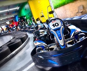 Go Karting Gold Coast - Tourism TAS