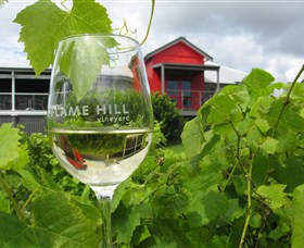 Flame Hill Vineyard - Tourism TAS