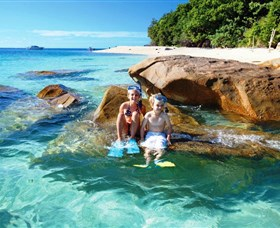 Fitzroy Island National Park - Tourism TAS