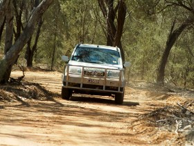 Ward River 4x4 Stock Route Trail - Tourism TAS