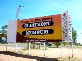 Clermont Historical Centre and Museum - Tourism TAS