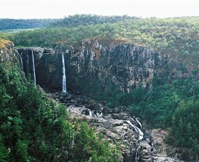 Blencoe Falls Girringun National Park - Tourism TAS
