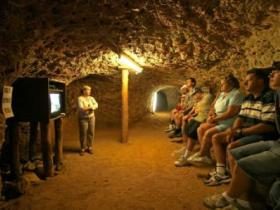 Miners Heritage Walk-In Mine - Tourism TAS